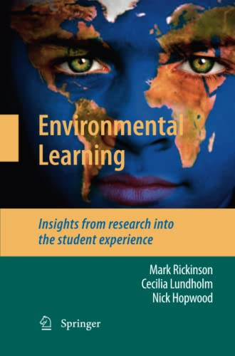 9789400791480: Environmental Learning: Insights from research into the student experience