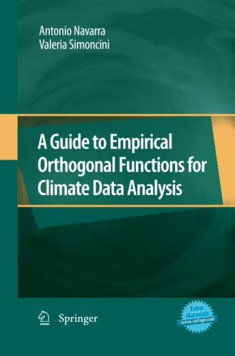 9789400791602: A Guide to Empirical Orthogonal Functions for Climate Data Analysis
