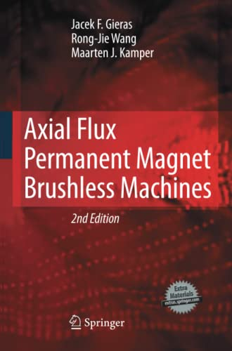 9789400792364: Axial Flux Permanent Magnet Brushless Machines