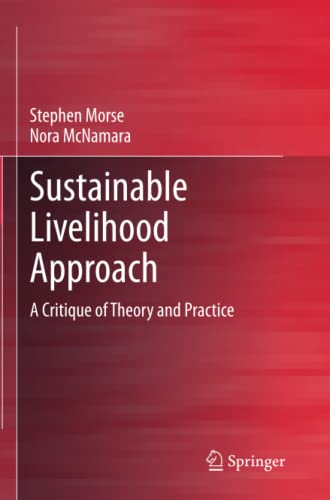 9789400792807: Sustainable Livelihood Approach: A Critique of Theory and Practice