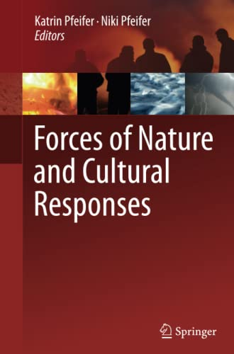 9789400792883: Forces of Nature and Cultural Responses