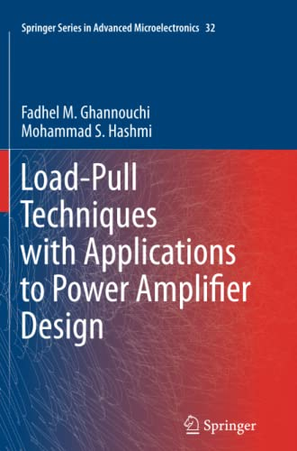 9789400793767: Load-Pull Techniques with Applications to Power Amplifier Design (Springer Series in Advanced Microelectronics)