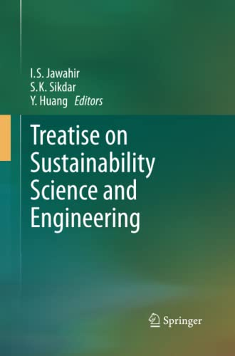 9789400794610: Treatise on Sustainability Science and Engineering