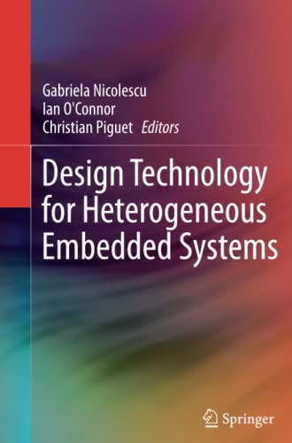 9789400794962: Design Technology for Heterogeneous Embedded Systems