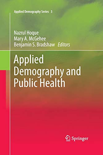 9789400796232: Applied Demography and Public Health