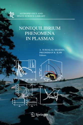 9789400796881: Nonequilibrium Phenomena in Plasmas (Astrophysics and Space Science Library)