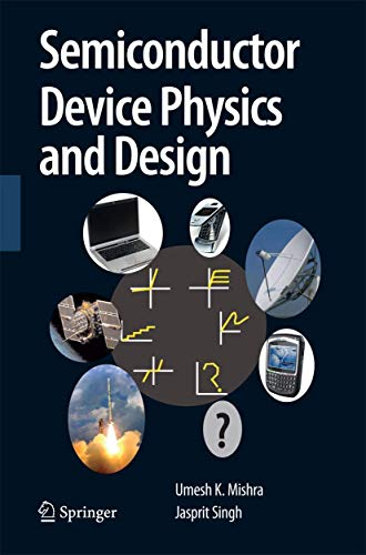 9789400797789: Semiconductor Device Physics and Design