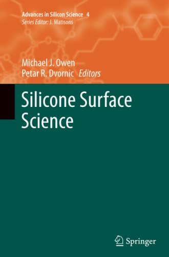 9789400799691: Silicone Surface Science