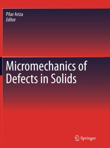 Micromechanics of Defects in Solids (Paperback)