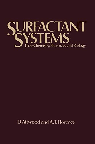 9789400957770: Surfactant Systems: Their chemistry, pharmacy and biology