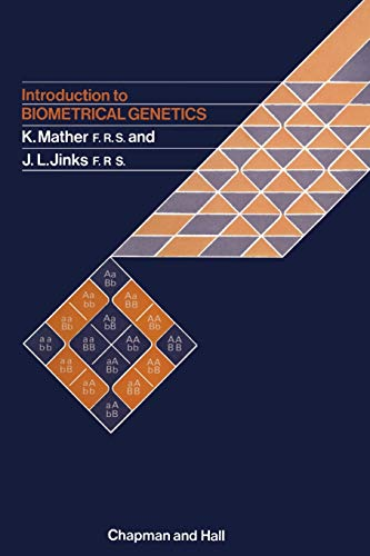 9789400957893: Introduction to Biometrical Genetics