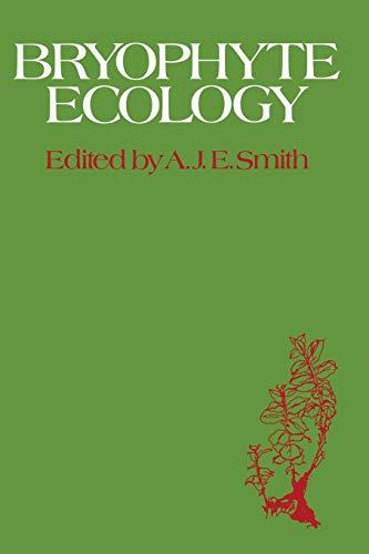 9789400958937: Bryophyte Ecology