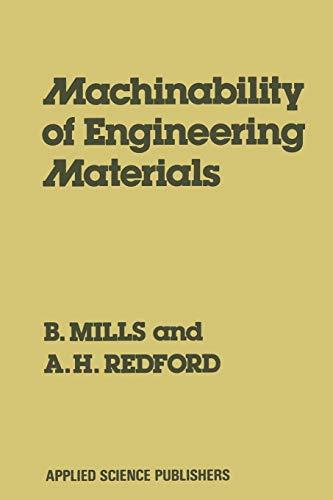 Machinability of Engineering Materials: Mills, B.