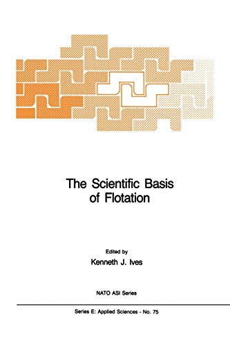 9789400969285: The Scientific Basis of Flotation (Nato Science Series E:)