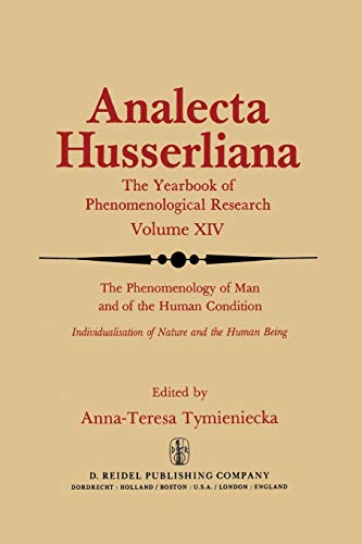 The Phenomenology of Man and of the Human Condition Individualisation of Nature and the Human being...