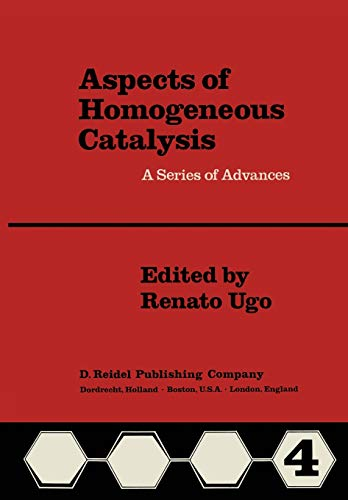 Aspects of Homogeneous Catalysis: Vol. IV