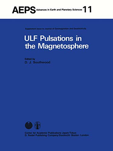 ULF Pulsations in the Magnetosphere: Reviews from the Special Sessions on Geomagnetic Pulsations at...
