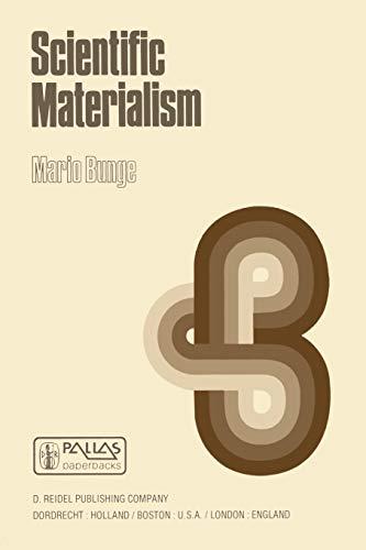 9789400985193: Scientific Materialism (Episteme) (Volume 9)