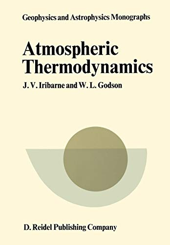 9789401026444: Atmospheric Thermodynamics (Emotions, Personality, and Psychotherapy) (Volume 6)