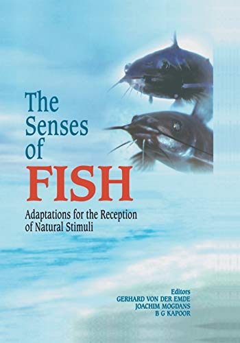 9789401037792: The Senses of Fish: Adaptations for the Reception of Natural Stimuli