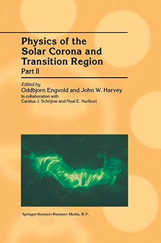 Physics of the Solar Corona and Transition Region: Oddbjorn Engvold
