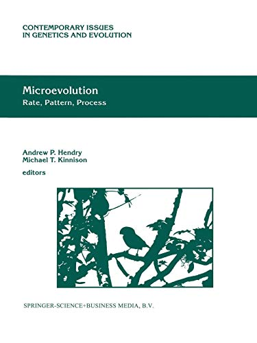 Microevolution Rate, Pattern, Process: Hendry, Andrew P.