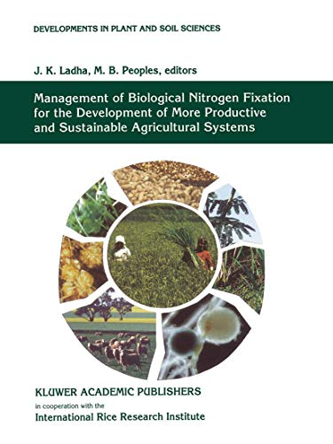 Management of Biological Nitrogen Fixation for the Development of More Productive and Sustainable ...