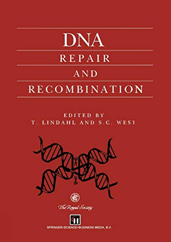 9789401042390: DNA Repair and Recombination