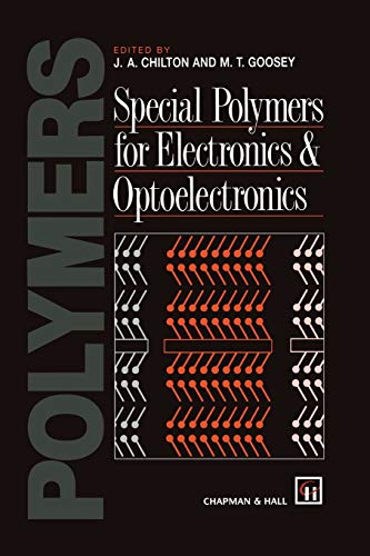 9789401042529: Special Polymers for Electronics and Optoelectronics