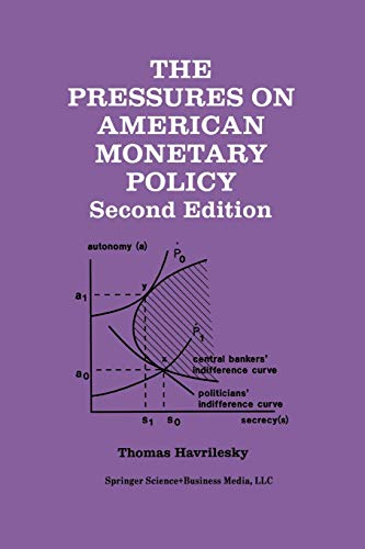 9789401042857: The Pressures on American Monetary Policy