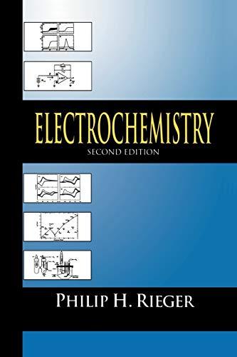 9789401042987: Electrochemistry