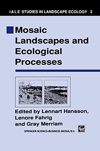 9789401043090: Mosaic Landscapes and Ecological Processes