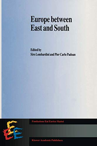 Europe between East and South: Springer