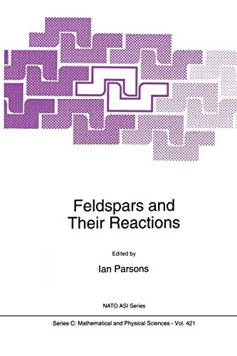 9789401044837: Feldspars and their Reactions (Nato Science Series C:)