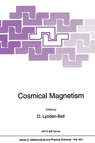 9789401044851: Cosmical Magnetism (Nato Science Series C:)