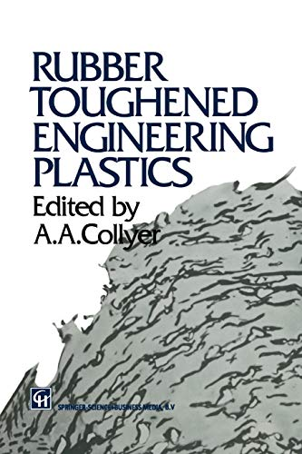 9789401045490: Rubber Toughened Engineering Plastics