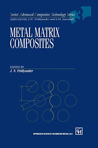 Metal Matrix Composites (Soviet Advanced Composites Technology