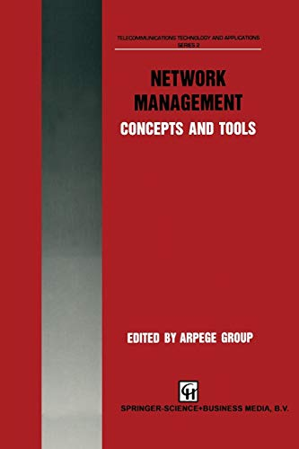 9789401045636: Network Management: Concepts and tools (Telecommunications Technology & Applications Series)