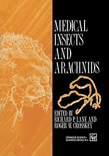 9789401046794: Medical Insects and Arachnids