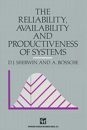 9789401046886: The Reliability, Availability and Productiveness of Systems