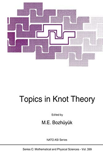 9789401047425: Topics in Knot Theory (Nato Science Series C:)