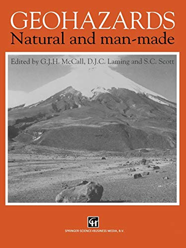 9789401050203: Geohazards: Natural and man-made (AGID Report Series)