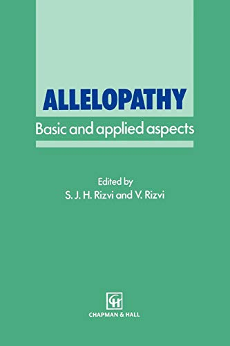9789401050487: Allelopathy: Basic and applied aspects
