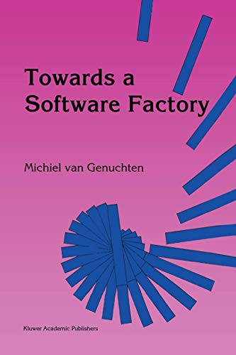 Towards a Software Factory: M. Van Genuchten