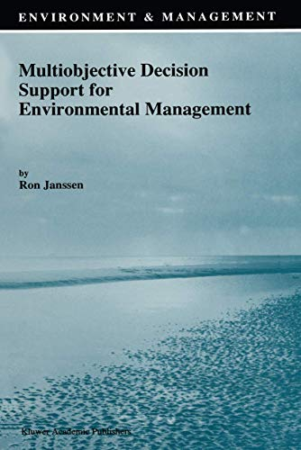 9789401052474: Multiobjective Decision Support for Environmental Management (Environment & Management) (Volume 2)