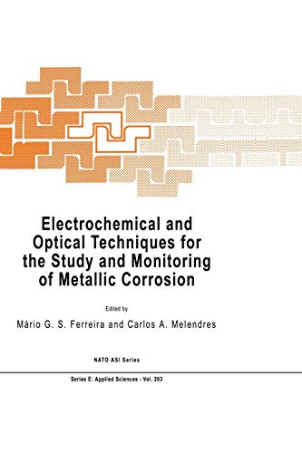 Electrochemical and Optical Techniques for the Study: Mario G.S. Ferreira