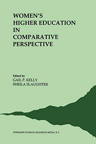 9789401056960: Women's Higher Education in Comparative Perspective