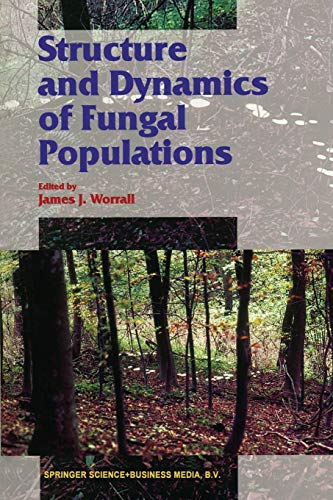 9789401059008: Structure and Dynamics of Fungal Populations (Population and Community Biology Series)