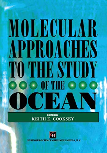 Molecular Approaches to the Study of the Ocean (Paperback)