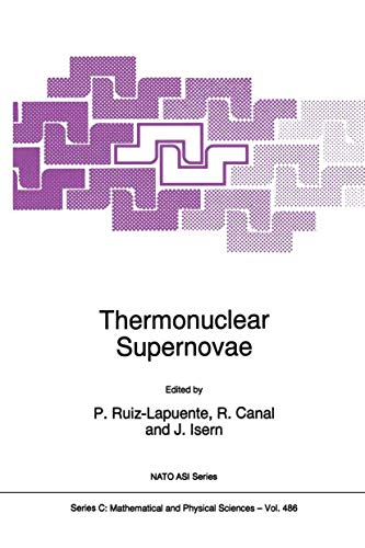 9789401064088: Thermonuclear Supernovae (Nato Science Series C:)